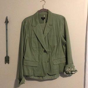Woman's 2 pcs Suit